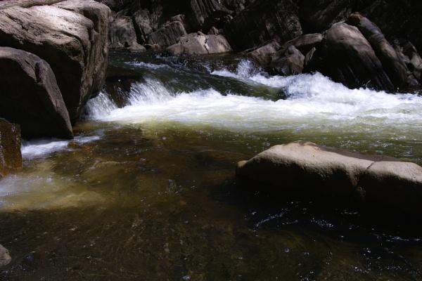 rocky brook by slan57