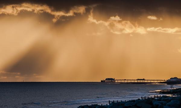 Worthing Pier by JJGEE
