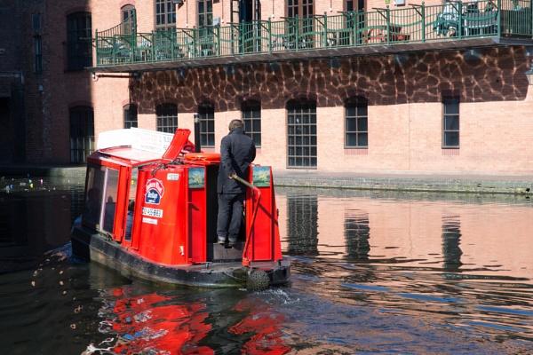Little Red Boat by Phantom7