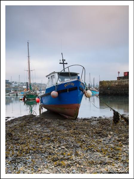 Newlyn Boats by CHRISB911