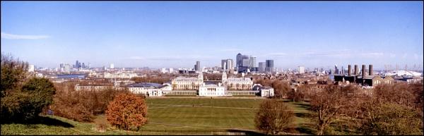 Greenwich Panorama by dwilkin