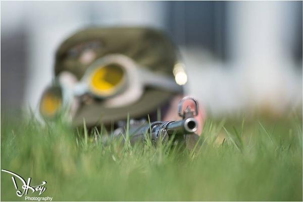 WW2 sniper by woodyp