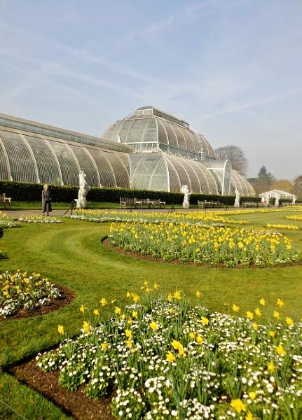 Spring at Kew
