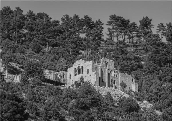 Alahan Monastery by nonur