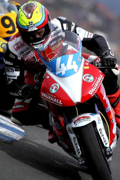 # 44 Jamie Hamilton KMR Kawasaki by mdoubleya