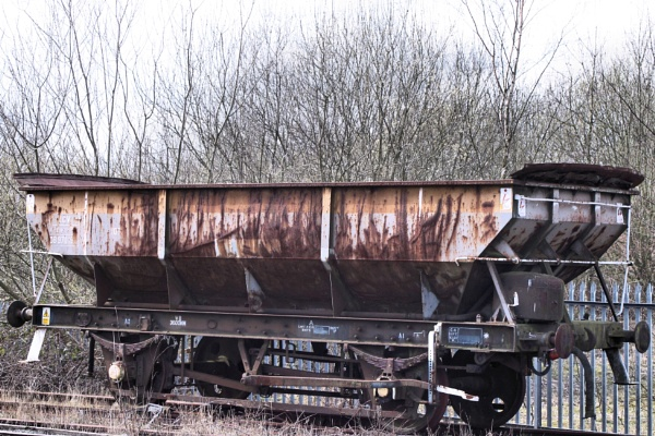 Old Coal Waggon by john calderbank