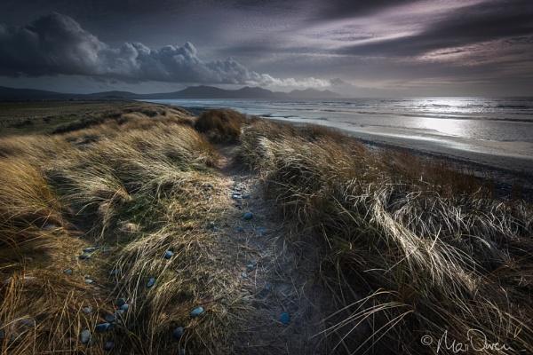Dunes by Mari
