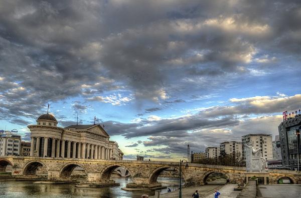 stone bridge by darkocv