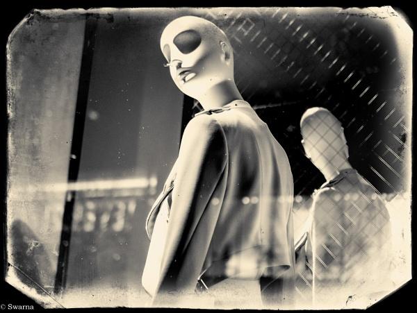 Mannequin II by Swarnadip