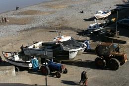 Boats, Cromer