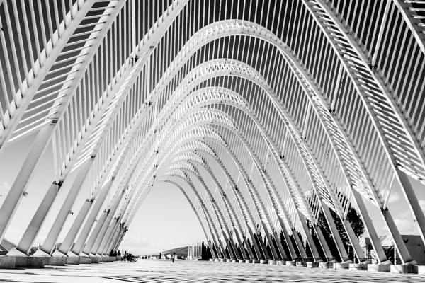 Olympic Stadium by derrymaine