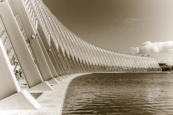 Olympic Stadium 2 by derrymaine