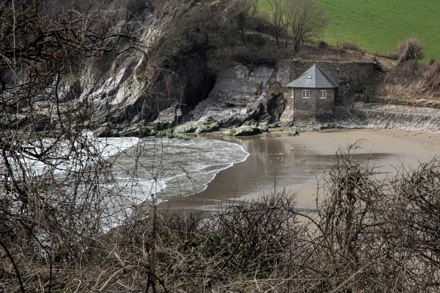 Mothercombe, South Devon