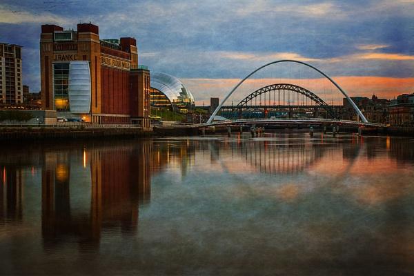 On the Tyne by danbrann