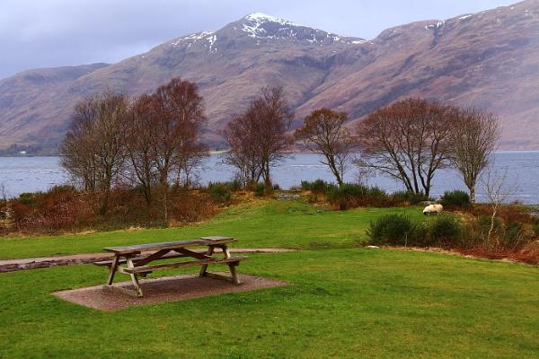 Scottish Loch. by Nigwel