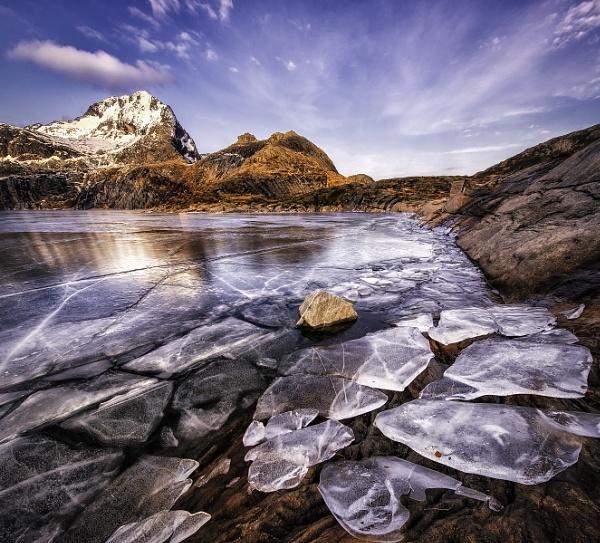 The Sun Bear Lake by ColWalder