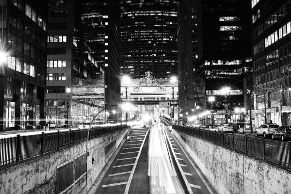 Park Avenue, New York by Glennberry