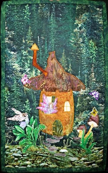 My Fairy House by Joline