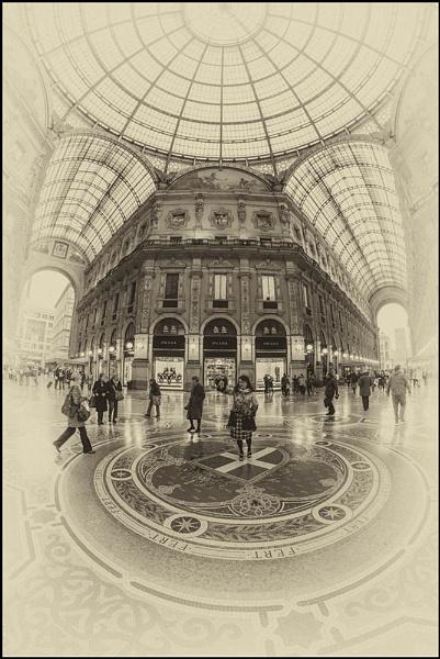 Galleria Vittorio Emanuele II by Nothern_Licht