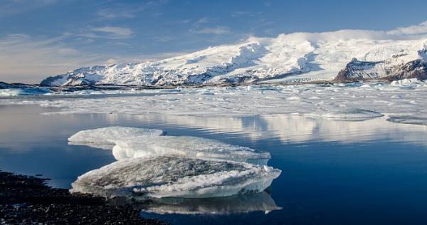 Jokulsarlon Iceland by JohnJenkins99