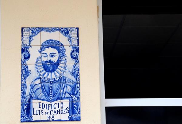 Luis de Camoes by Chinga