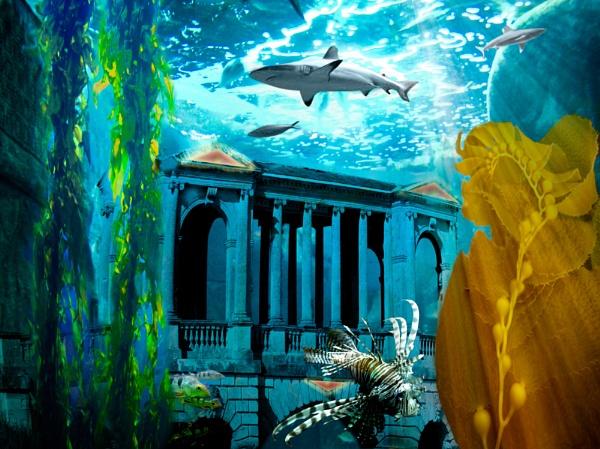 Atlantis by Willpower