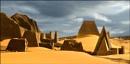 Merowe Pyramids