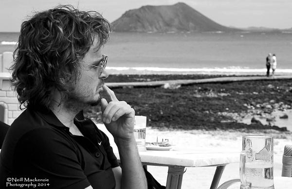 contemplation by jimmymack