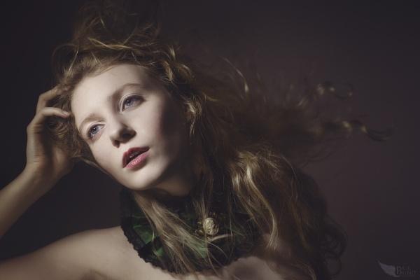Portrait of Lulu by paulbaybutphotography