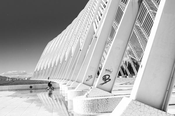 Olympic Stadium 3 by derrymaine