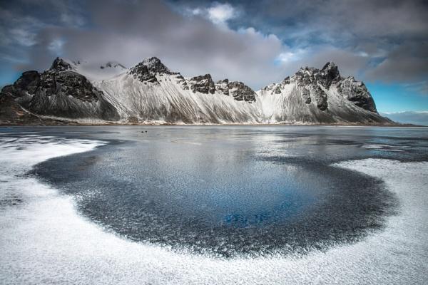 Vestrahorn, Iceland by bravo charlie