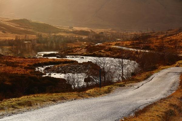 Glencoe Pass by Nigwel