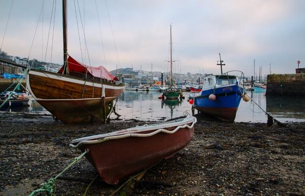 Newlyn Old Quay by CHRISB911