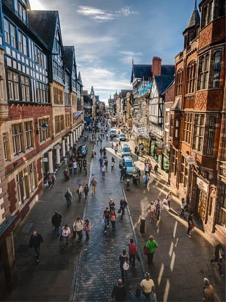 Street (Chester) by John21