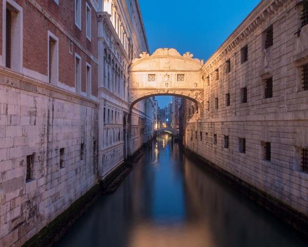 Venice Bridge of Sighs by camay