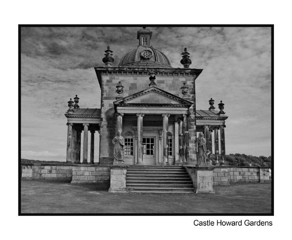 Castle Howard Gardens by elmer1