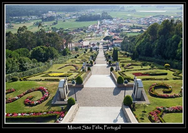 Mount São Félix - Portugal by Ray42