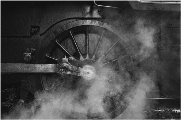 Steam power by malleader