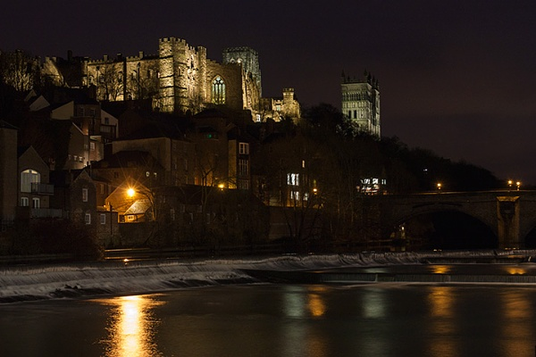 durham cathedral by ohfortunate1