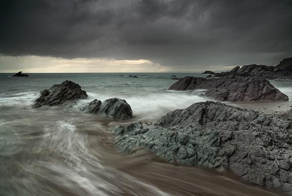 Cornish Moods II by fazzer