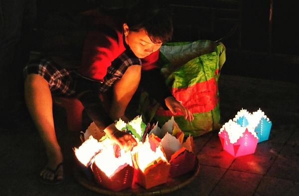 Wishing Lanterns by Radders3107