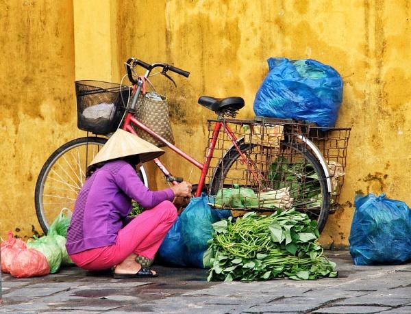 Market Seller by Radders3107
