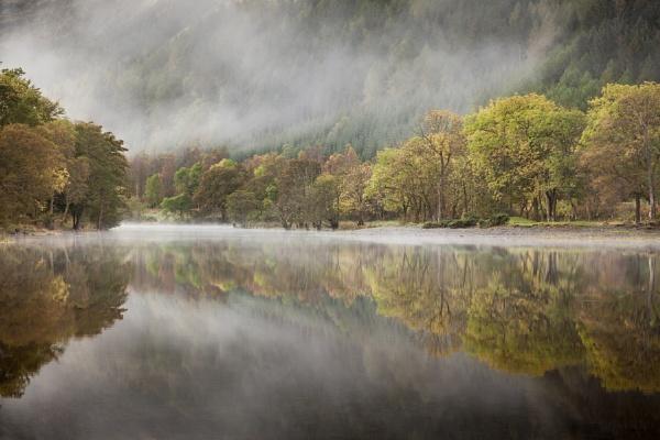 Loch Lubnaig by GHGraham