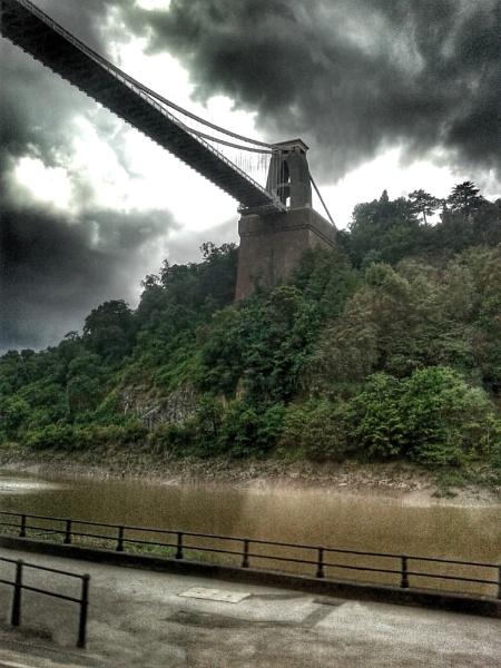 Brunels bridge by LouiseTopp