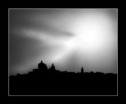 Mdina's Skyline