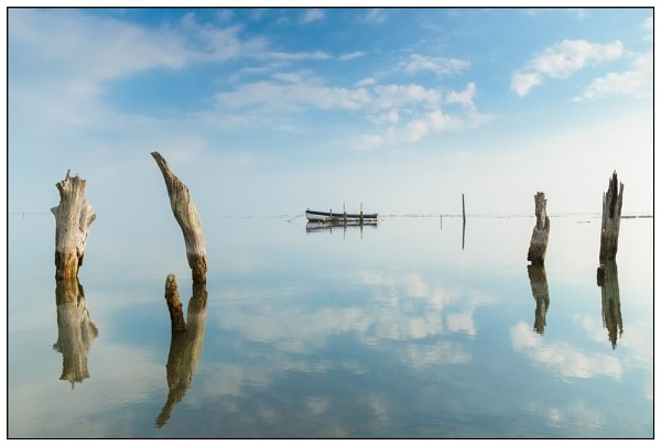 Thornham Reflections by rickbowden