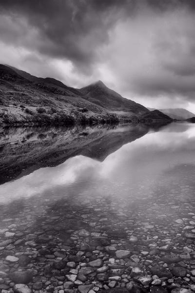calm loch by davidcollins