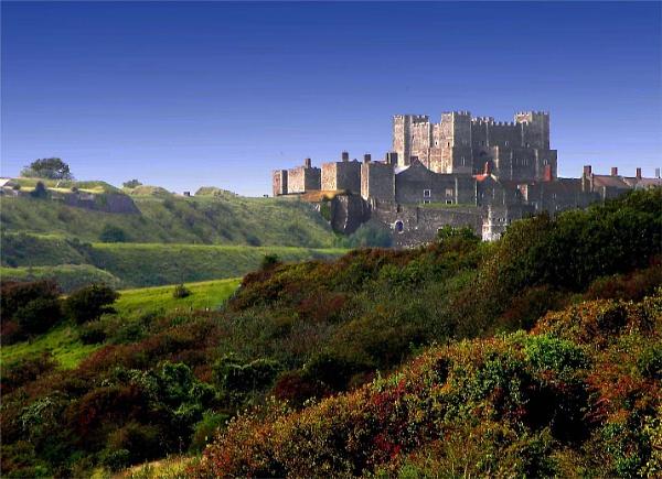 Dover Castle, Dover, Kent by derekv