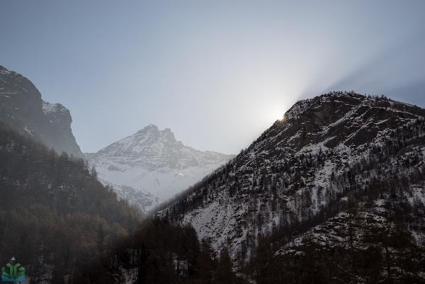 Morning Mountain Light by jamesgrant