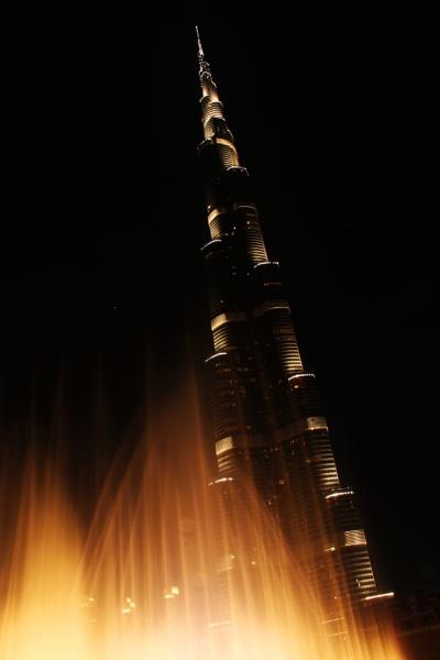 Burj Khalifa by Colbyrob1